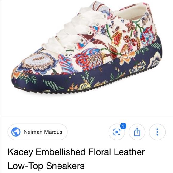 Tory Burch Kacey Embellished Platform
